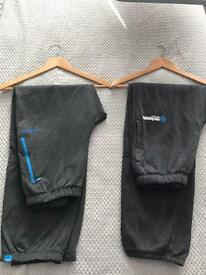 2 x Pairs of Mens McKenzie Tracksuit Bottoms