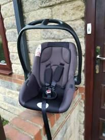 First Car Seat
