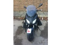 cheap Yamaha Xmax 125 ,very Good condition ,full services history all Main delaer