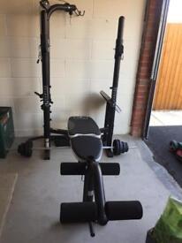 Multi Gym Domyos BM 450