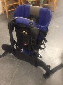 Vaude children's carry backpack