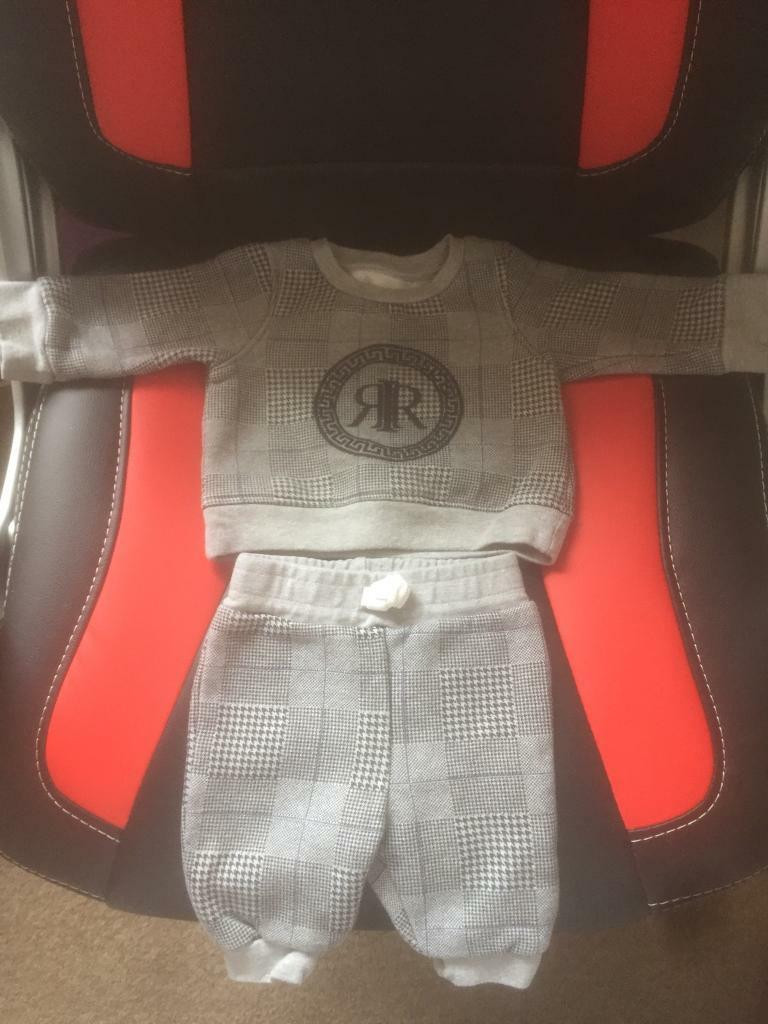 brand new innovative design latest Baby boy River Island tracksuit | in Stoke-on-Trent, Staffordshire | Gumtree