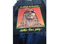 Stevie Wonder - hotter than July - Album vinyl