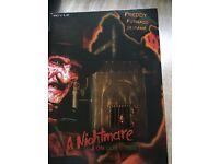 Neca Freddy Krueger Furnace Diorama A Nightmare On Elm Street Robert Englund