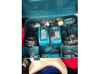 Makita drill & impact driver £100 no offers