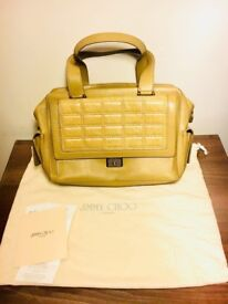 Jimmy Choo bag in perfect condition