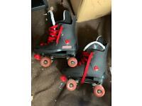 Freewheeler skates