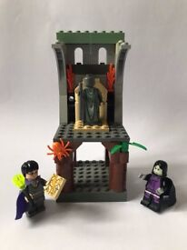 HARRY POTTER LEGO - Set 4751 - Harry and the Marauder's Map - Complete with Instructions!
