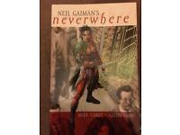 Neverwhere Graphic Novel