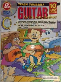 Teach yourself guitar for the young beginner