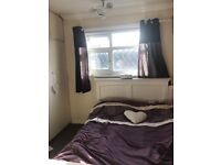 Nice Double bed room with fitted Wardrobes