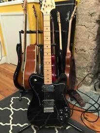 Fender '72 Reissue Tele Deluxe