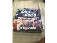 Ant and dec board game