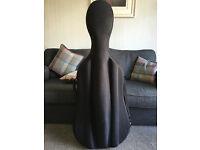 4/4 Semi rigid cello case