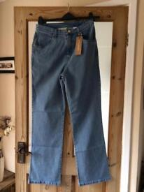 M&S long length jeans size 12 BNWT