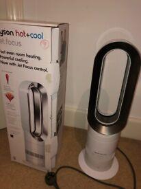 Dyson Hot+Cool Jet Focus Fan Heater (AM09)
