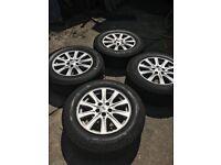Land Rover Wheels set of 4