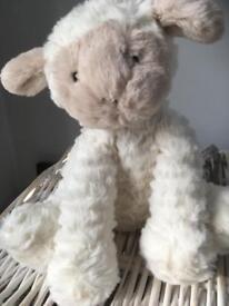 Brand new Jellycat Fuddlewuddle Lamb