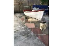Fishing boat tender SOLD