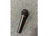 Kinsman KM001 Dynamic Vocal Microphone in Good Condition