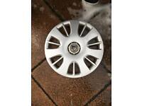 Vauxhall Corsa 15 inch wheel trim