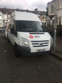 Ford transit lwb no vat