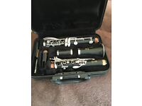 Yamaha 250 absolutely immaculate and barely used. This beautiful clarinet is as good as new