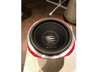 """Like new Orion HCCA-15.2 15"""" 2500W RMS subwoofer 5000W Peak"""