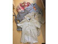 Various men's clothes bundle - jumpers, t-shirts, shirts