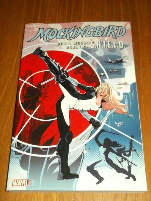 Mockingbird Bobbi Morse Agent of S.H.I.E.L.D. Marvel (Paperback)< 9781302900861