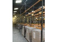 JOB LOT LINK industrial pallet racking ( storage , industrial shelving )