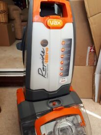 Vax Rapide Ultra Carpet Cleaner. Used only onxe