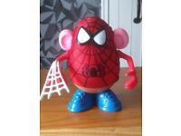 Mr Potato head Spider Spud