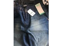 Brand New - NEXT BOYS JEANS AGE 16 years, Blue