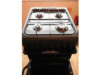 Indesit Free Standing Gas Cooker with grill and oven in very good condition