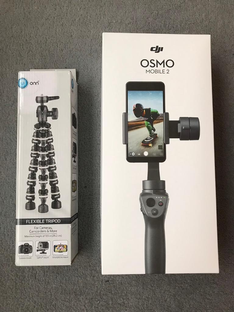 Dji Osmo Mobile 2 Smartphone Gimbal In Plymouth Devon Gumtree