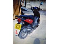 Moped - Sym symply 50cc. Serviced. 2016 plate