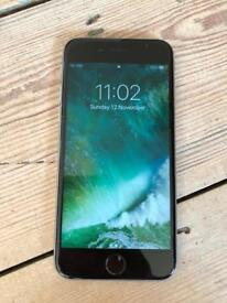 iPhone 6S 16GB Space grey unlocked