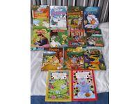 sparkly board books