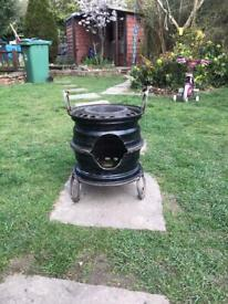 Fire pit !!! Hand made !!!