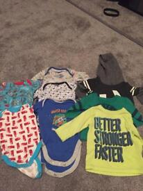 Boys Clothes 3-6 Months. Next and Mini Club