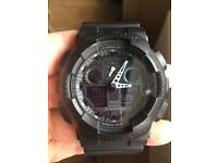 Mans G shock watch