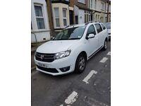 Dacia logan estate (zero road tax ) for sale