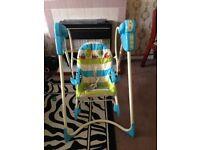 Baby swing(fisher price)