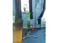 Vertical gym still in box unwanted and unused RRP £93.00 at Argos