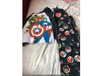 Official Marvel Children's pyjama set.