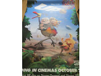 Up - Disney Movie Cinema Banner / Vinyl Poster 8 x 5 ft