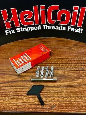 Thread Repair Kit 516-18  With 12 Stainless Steel Inserts Made In Usa Steel