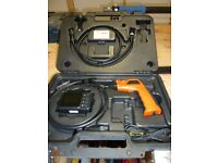 """PRO-CAM Inspection Camera with 2.4"""" DETACHABLE WIRELESS Screen"""