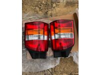 VW T5 Rear Tail lights (Pair)